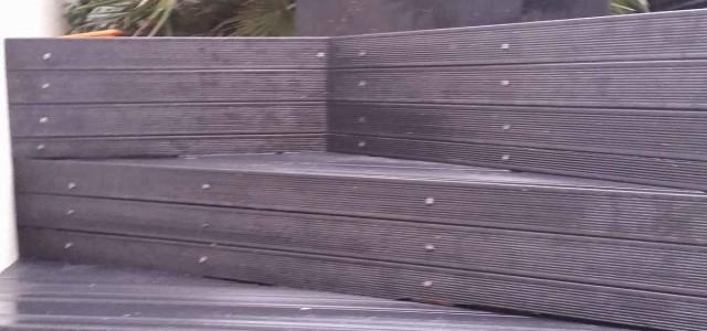 Escalier bois composite Essonne