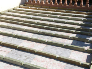 Terrasses bois lambourdes articadre etape 1